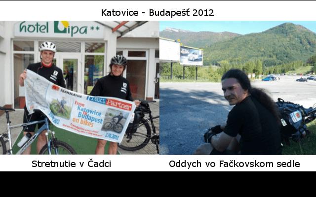 Katovice Budapešť 2012