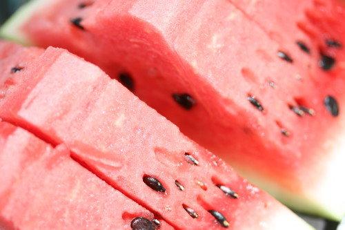 Dužina červený melón