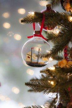 Vianočná ozdoba na strome