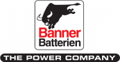 Logo Banner Batterien