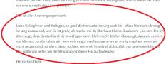 Angela Merkel Original v nemčine