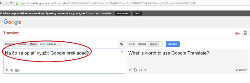 Na čo sa oplatí využiť Google Prekladač