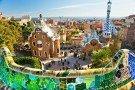 Španielsko Barcelona Gaudí