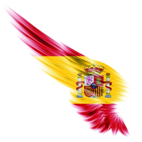 Vlajka Španielsko