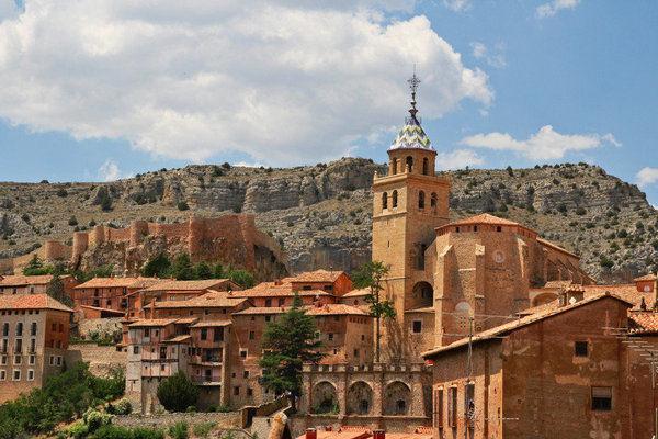 Albarracin, Španielsko