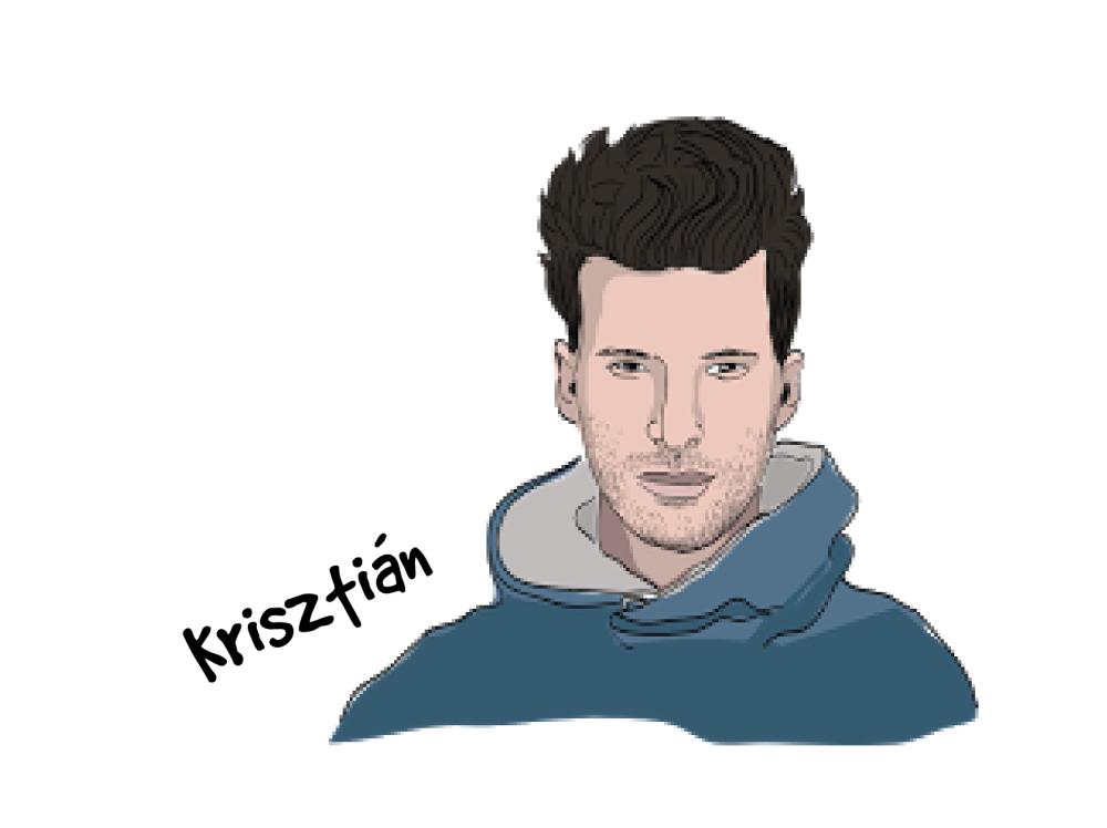 Kresba - Prekladateľ Krisztian Lexika