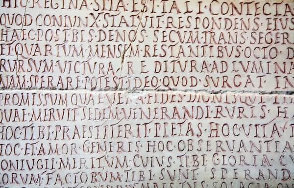 Latinský text