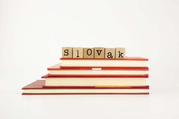 Slovenčina, knihy