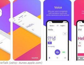 Aplikácia GenieTalk