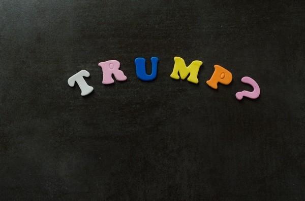 Slovo Trump