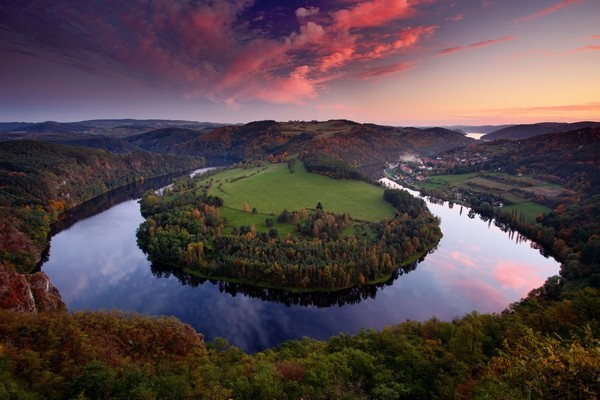 Rieka Vltava