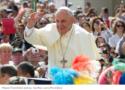 Pápež František zdraviaci ľudí