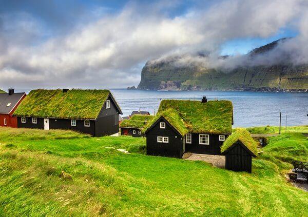 Domceky na Fajerskych ostrovoch
