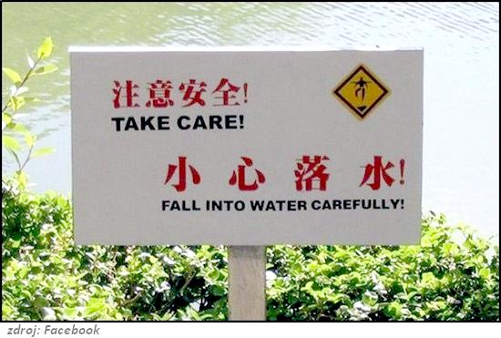 Tabuľa upozornenie