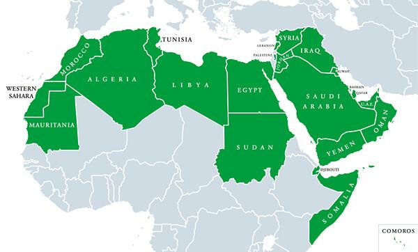 Arabské-krajiny