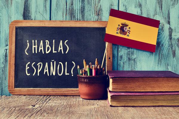 Hablas Espanol? Hovoríte po španielsky?