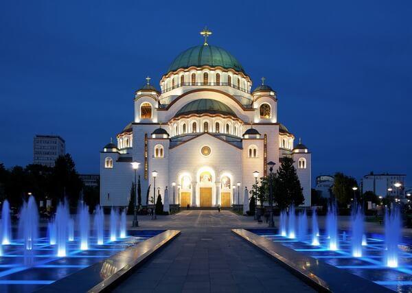 Katedrala sv. Savu Belehrad