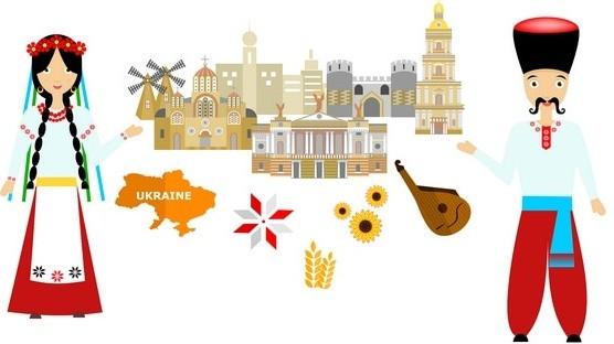 Ukrajinské symboly