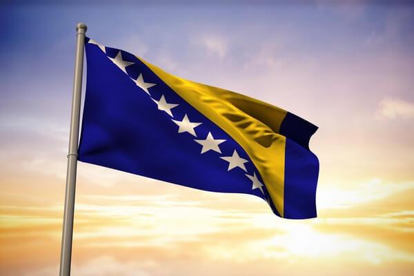 Vlajka Bosny a Hercegoviny_