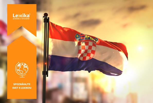 Chorvátska vlajka