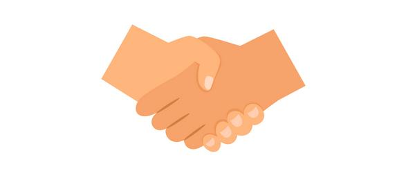 Podanie rúk