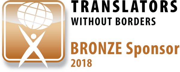 Lexika – Translators Without Borders sponsor 2018