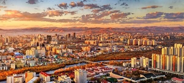 hlavné mesto Mongolska_the capital city of mongolia
