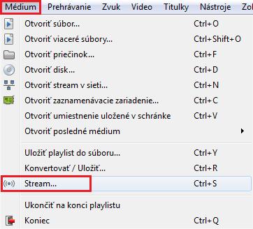VLC Media player_vloženie titulkov