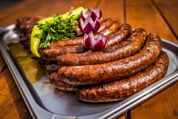 tradičné maďarské jedlo