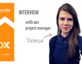 Project manager at Lexika translation company