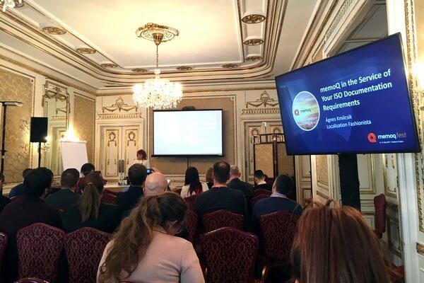 presentation about ISO standards / prednáška o ISO normách