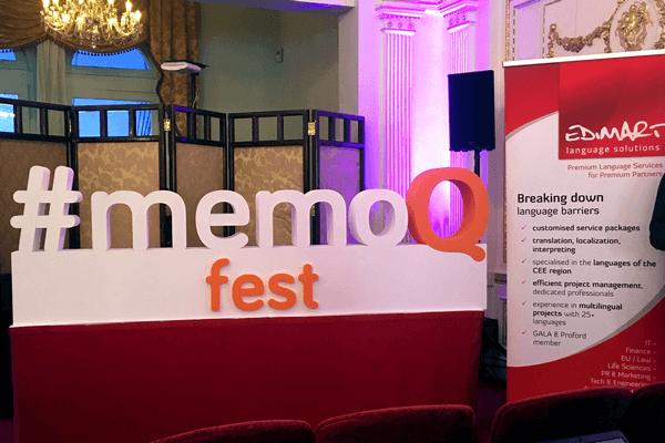 memoQfest logo