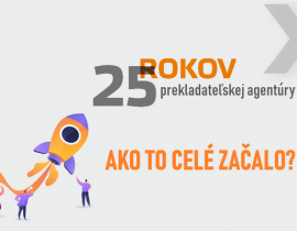 Lexika oslavuje 25 rokov