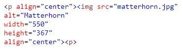 formátovanie obrázka v HTML kóde