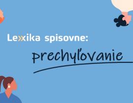 prechyľovanie v slovenčine