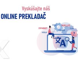 Bezplatný online prekladač textov